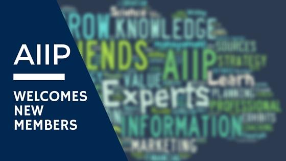 AIIP Welcomes Members info cloud