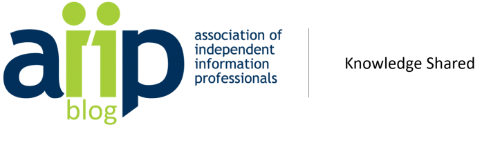 AIIP-Blog-Independent-Information-Professionals-Sharing-Knowledge